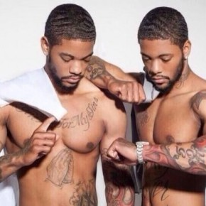 …gay nigrum Amor masculinus… (pics)