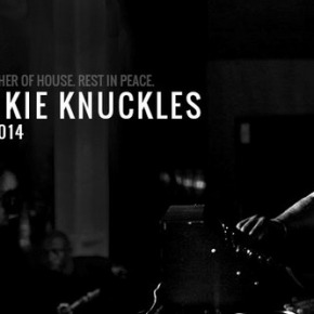 …Frankie Knuckles, Godfather of House-Tribute… (pics)