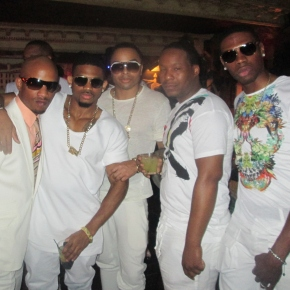 …K-Docks…All White Party…..(pics)