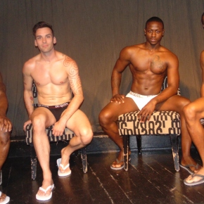…Julius Martin's, Berdan NY Trunk Show….(pics)
