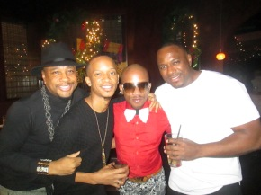 …Oui Entertainment….Holiday Party….