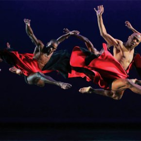 …Alvin Ailey Weekend Chicago…The Beautiful Ones…