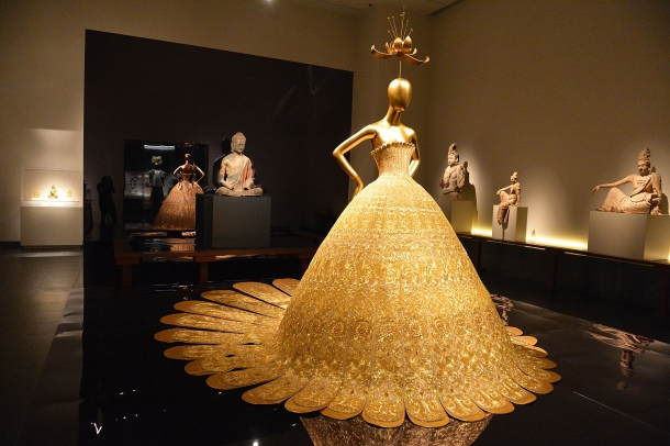"""China: Through The Looking Glass"" Costume Institute Benefit Gala - Press Preview"