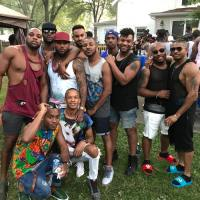 "…Tank Tops & Tattoos Picnic… The ""Litty"" of the City Descends…"