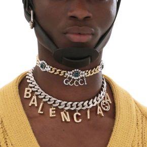 …Gucci x Balenciaga Collaboration….Gucci Aria Fall2021…